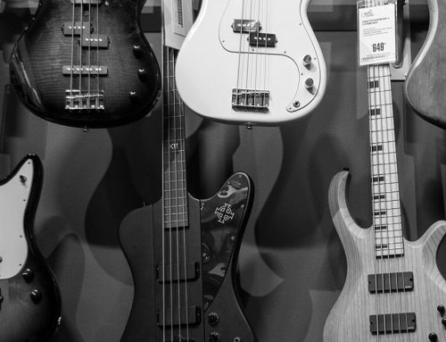 Instrumentos y atrezzo
