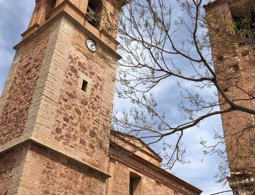 Iglesia de Benifairó de les Valls
