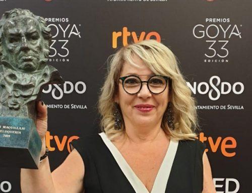 Ámparo Sánchez es fa amb el Goya